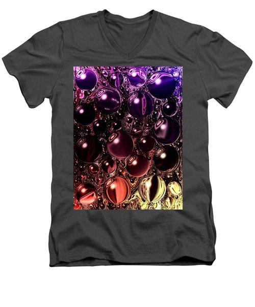 Gamete Cell Men's V-Neck T-Shirt
