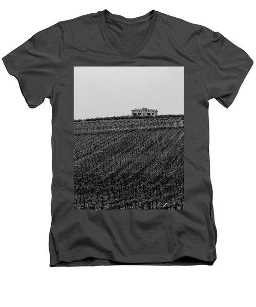 An Italian Farm In Abruzzo Men's V-Neck T-Shirt
