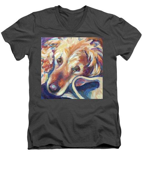 Annie Men's V-Neck T-Shirt