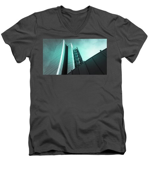 Architecture Men's V-Neck T-Shirt