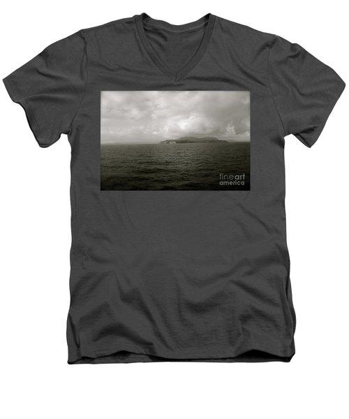 As We Drifted... Men's V-Neck T-Shirt