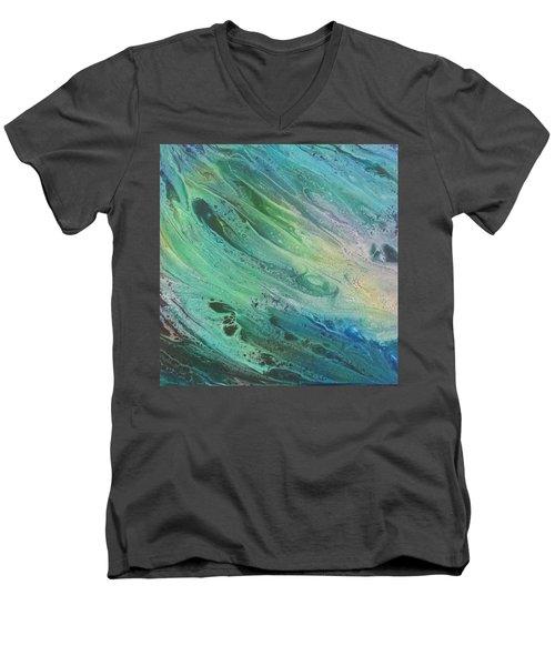 Exuberant Men's V-Neck T-Shirt