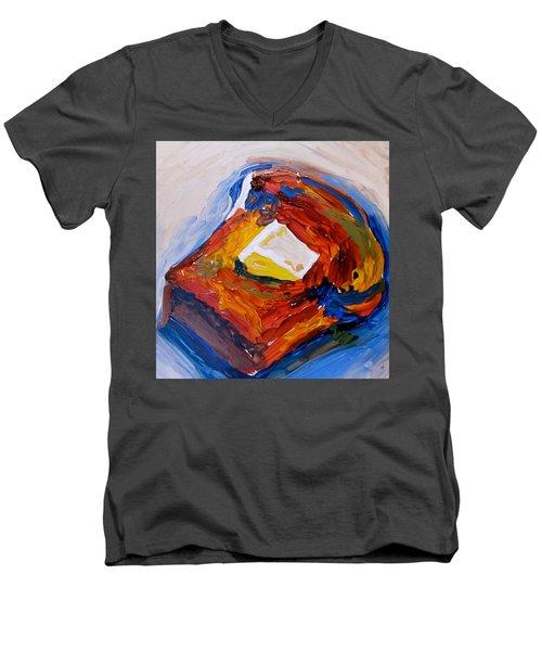 Bread And Butter Men's V-Neck T-Shirt