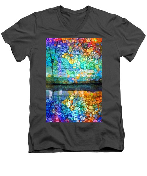 Bring Me Joy Men's V-Neck T-Shirt
