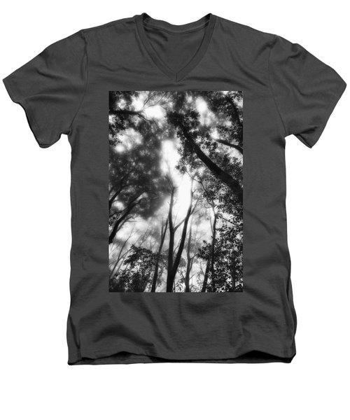 Dejavu Men's V-Neck T-Shirt