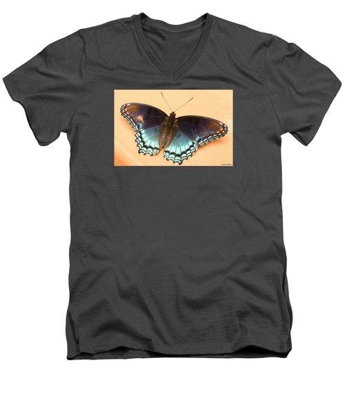 Delicate Beauty Men's V-Neck T-Shirt