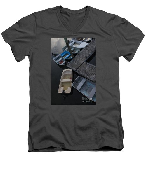 Dories Men's V-Neck T-Shirt