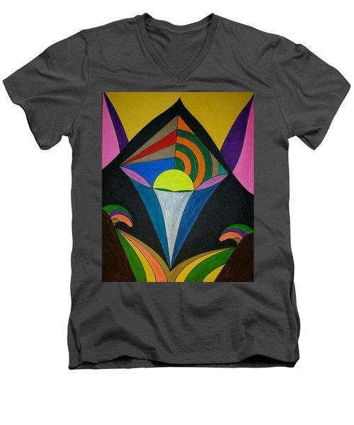 Dream 313 Men's V-Neck T-Shirt