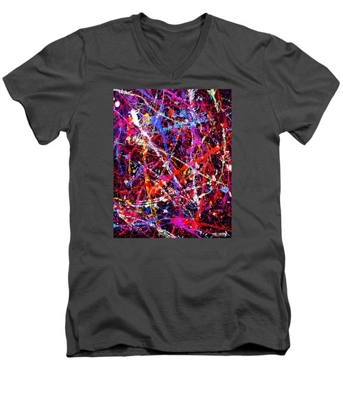 Dripx 10 Men's V-Neck T-Shirt