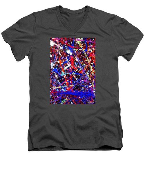 Dripx 13 Men's V-Neck T-Shirt