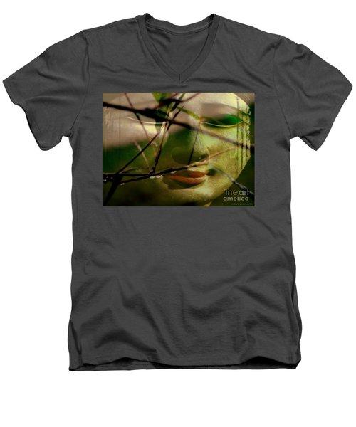 Exotic Beauty Men's V-Neck T-Shirt