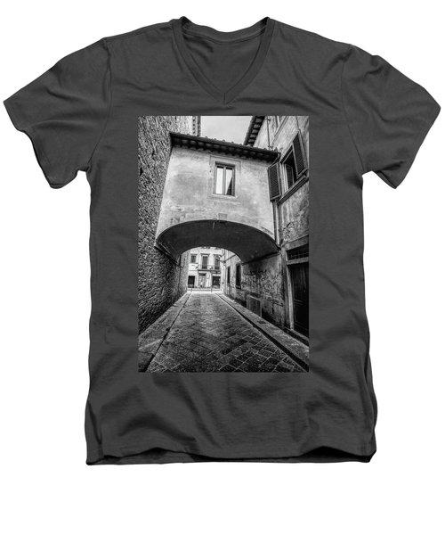 Florence Street Men's V-Neck T-Shirt