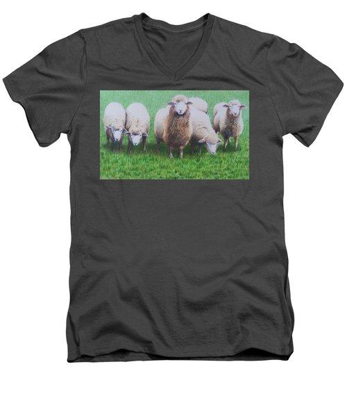 Friends Men's V-Neck T-Shirt