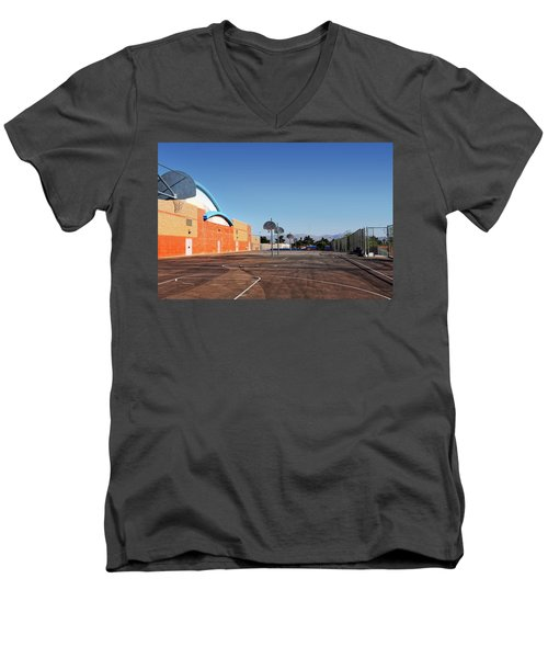Goals In Perspectives Men's V-Neck T-Shirt