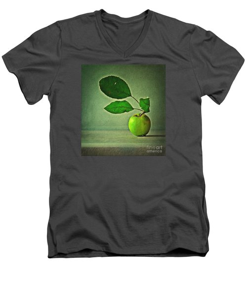 Haiku Men's V-Neck T-Shirt