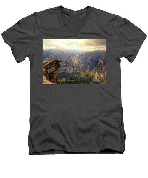 High Sierra Overview Men's V-Neck T-Shirt