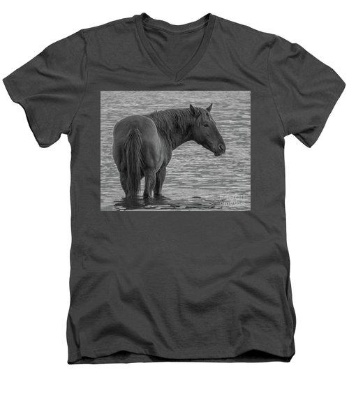Horse 10 Men's V-Neck T-Shirt