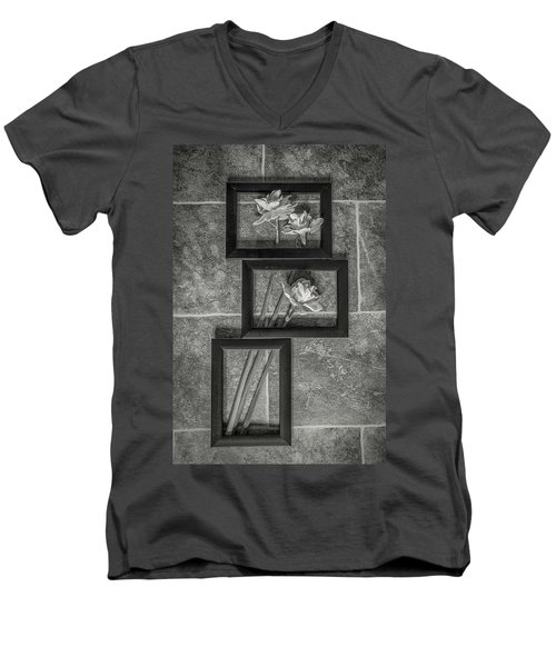 In The Frame Men's V-Neck T-Shirt