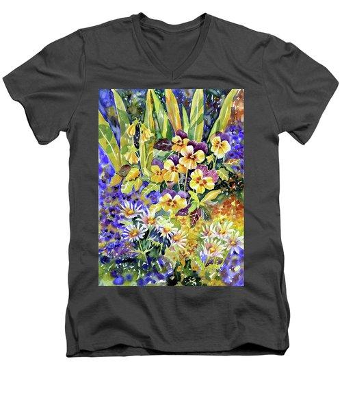 Joyful Noise Men's V-Neck T-Shirt