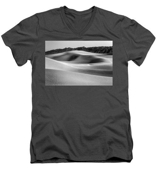 Light Of A Different Kind Men's V-Neck T-Shirt by Jon Glaser