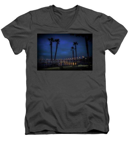 Light The Way Men's V-Neck T-Shirt