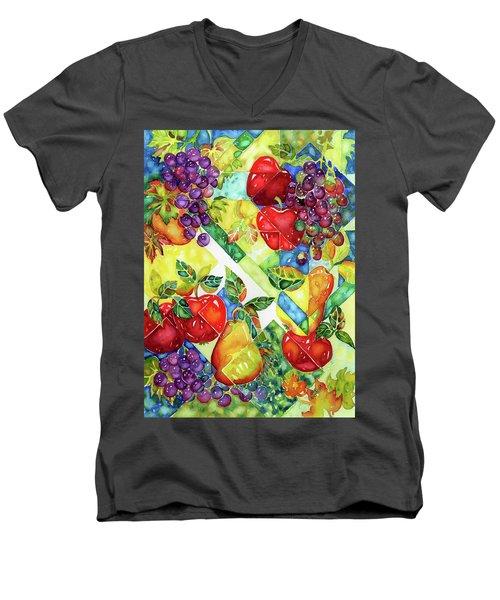 Light Through Glass Men's V-Neck T-Shirt