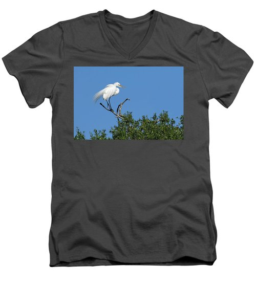 Looking For Love Men's V-Neck T-Shirt
