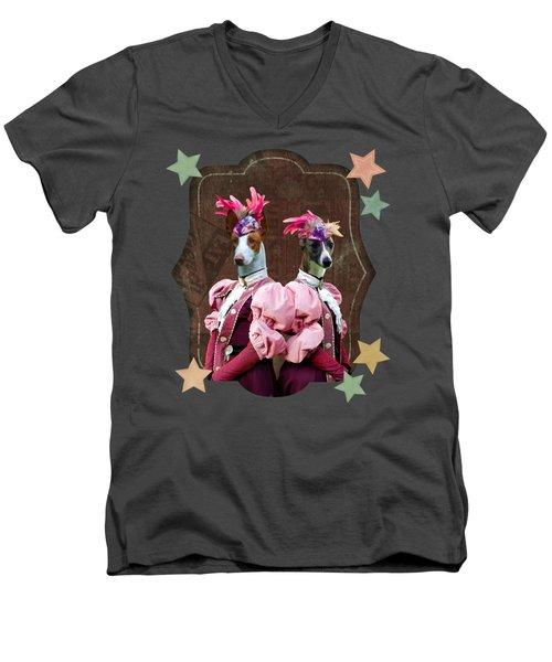 Mala Men's V-Neck T-Shirt
