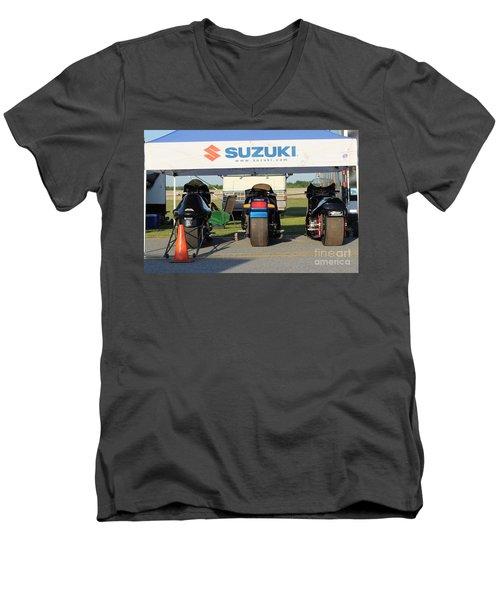 Mancup 8th 2016 Men's V-Neck T-Shirt