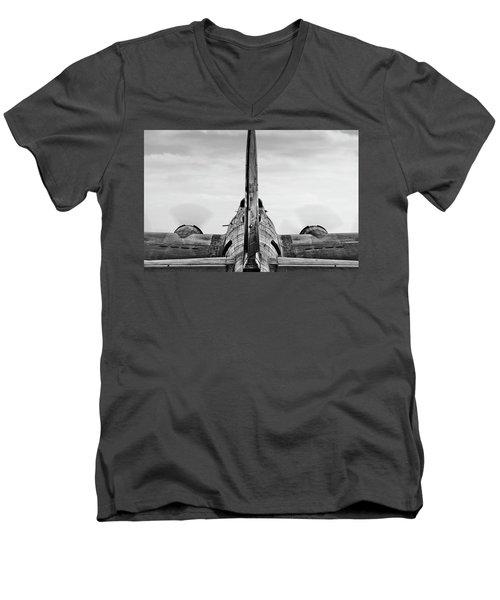 Memphis Belle Men's V-Neck T-Shirt