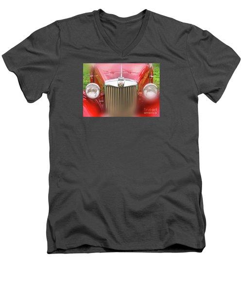Mgtd Men's V-Neck T-Shirt