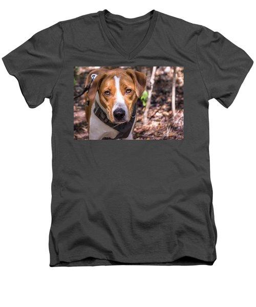 Mikey Men's V-Neck T-Shirt