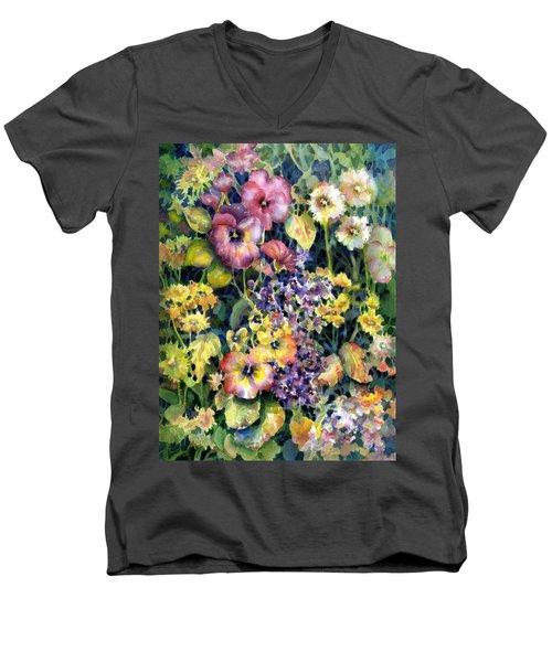 My Garden Men's V-Neck T-Shirt