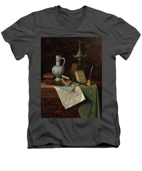 My Gems Men's V-Neck T-Shirt