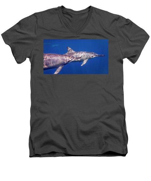 Naia Men's V-Neck T-Shirt