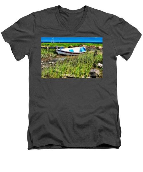 Northeast Men's V-Neck T-Shirt