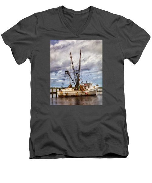 Off Season Men's V-Neck T-Shirt