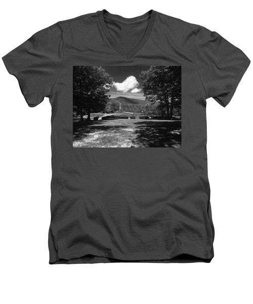 Opus 40 Men's V-Neck T-Shirt