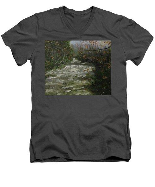 Peavine Creek Men's V-Neck T-Shirt