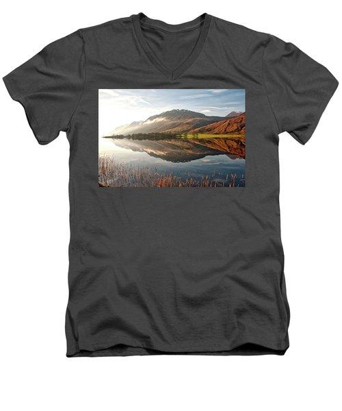 Scotland Nature Men's V-Neck T-Shirt