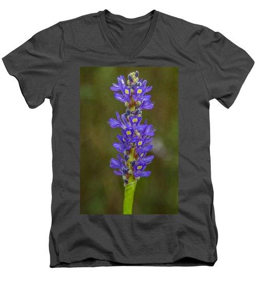 Pickerel Weed Men's V-Neck T-Shirt