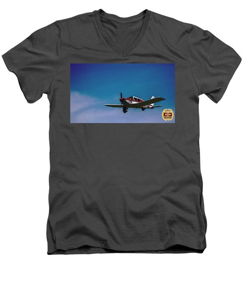 Race 179 Men's V-Neck T-Shirt