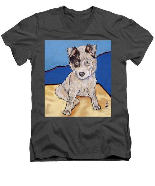 Reba Rae Men's V-Neck T-Shirt