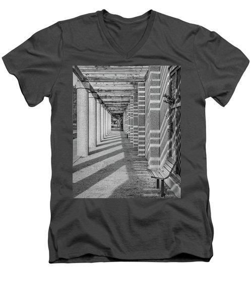 Rhythm Men's V-Neck T-Shirt