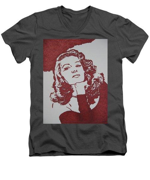Rita Men's V-Neck T-Shirt