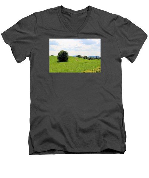 Rolling Hills Men's V-Neck T-Shirt