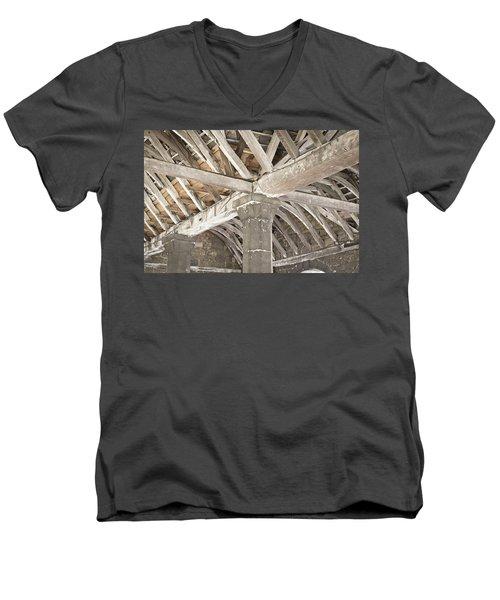 Roof Timber Men's V-Neck T-Shirt