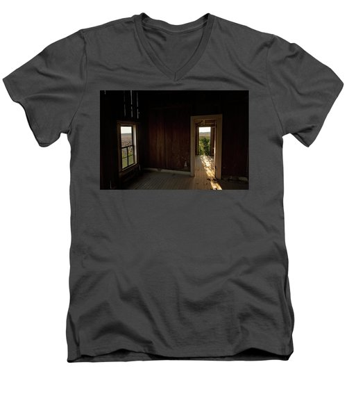 Room With A View Men's V-Neck T-Shirt