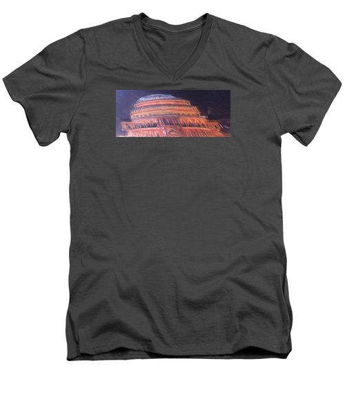 Royal Albert Hall Men's V-Neck T-Shirt