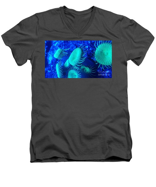 Saltwater  Men's V-Neck T-Shirt